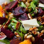 Romantic Roasted Beet Salad